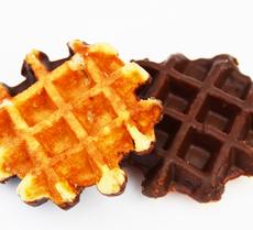 Chocolate sugar waffle 60g