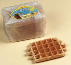 Vanilla waffle, 70g
