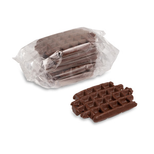 Vanilla waffle with chocolate 90g