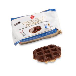 Picnic Sugar waffle half chocolate 60g