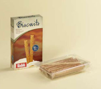 Roofoods International - Biscuits glaces